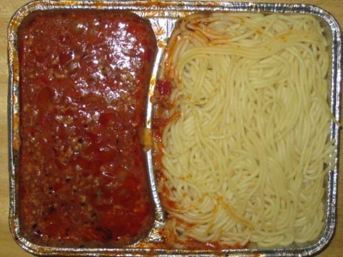 Spaghetti Bolognese mit Hackfleischsoße
