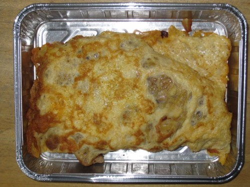 Deftiges Bauernfrühstück mit Spreewaldgurke