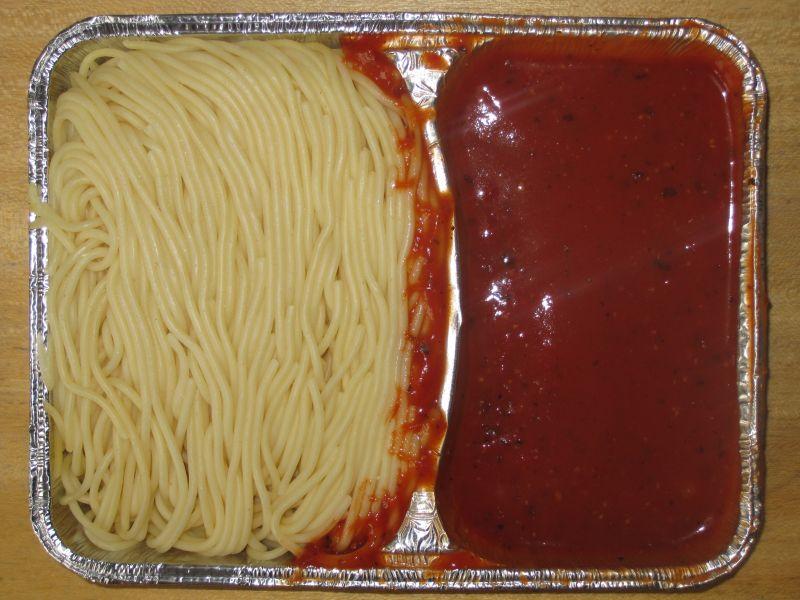 "Spaghetti ""Napoli"", Dessert"